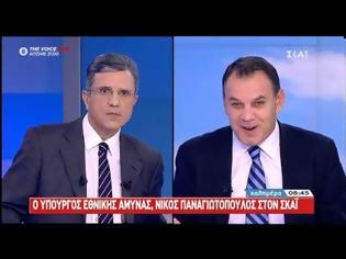 Φωτογραφία για Ν. Παναγιωτόπουλος: Ο Ερντογάν είπε «να μη χτυπάμε πολύ τα χέρια στο τραπέζι»