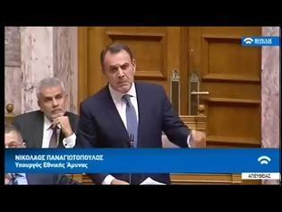 Φωτογραφία για ΣΥΡΙΖΑ: Εχει δώσει ο Κ. Μητσοτάκης εντολή να μεριμνά ο στρατός για την εσωτερική ασφάλεια;