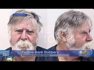 Φωτογραφία για Έκλεψε τράπεζα και μοίρασε τα χρήματα φωνάζοντας «Καλά Χριστούγεννα»