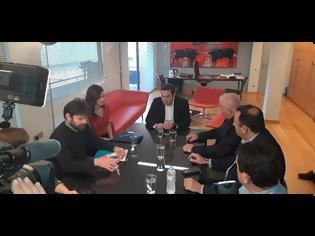 Φωτογραφία για Αλ. Τσίπρας σε ΟΜΕ-ΟΤΕ: Στηρίζουμε τις κινητοποιήσεις σας
