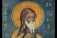 Μόρφου Νεόφυτος: Ὁ ἅγιος Ἀντώνιος μιλᾶ …