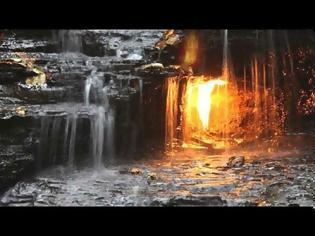 Φωτογραφία για Οι Καταρράκτες της Αιώνιας Φλόγας, και άλλα ασυνήθιστα μέρη στον πλανήτη μας - ΜΥΣΤΗΡΙΟ