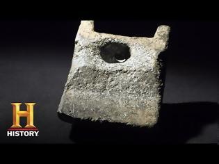 Φωτογραφία για Η σφήνα από αλουμίνιο που βρέθηκε δίπλα σε οστά μαστόδοντα ηλικίας 11.000 χρόνων και προβλημάτισε αρχαιολόγους και ειδικούς