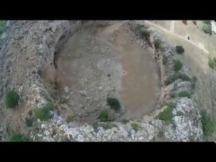 Φωτογραφία για Μυστηριώδες φαινόμενο στην Κρήτη - Ανήσυχοι οι επιστήμονες