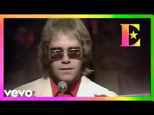 Φωτογραφία για Elton John - Your Song (Top Of The Pops 1971)