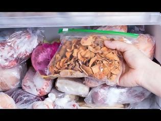 Φωτογραφία για Ποιες τροφές δεν πρέπει να βάζετε στην κατάψυξη-ΒΙΝΤΕΟ
