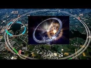 Φωτογραφία για CERN και άγριες συνωμοσίες: Η πύλη προς την Κόλαση και η μαύρη τρύπα που δημιούργησε