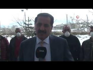 Φωτογραφία για Δημοφιλής τούρκος τραγουδιστής εύχεται με τραγούδι ο κορωνοϊός να... χτυπήσει την Ελλάδα! (video)