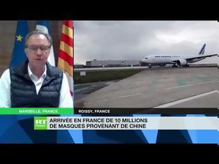 Φωτογραφία για Οι ΗΠΑ πλήρωσαν τα διπλά σε μετρητά και... «άρπαξαν» στο παρά 5' φορτίο μασκών με προορισμό τη Γαλλία!
