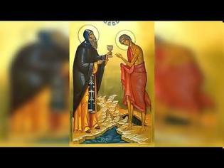 Φωτογραφία για Μητροπολίτης Κυθήρων Σεραφείμ, Κυριακή Ε΄ Νηστειών (05.04.2020)
