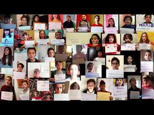 Φωτογραφία για Viral βίντεο: 700 παιδιά από όλη την Ευρώπη τραγουδούν το Nessun Dorma