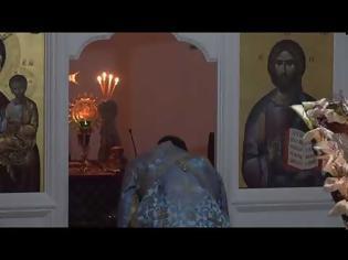 Φωτογραφία για Αρχιερατική  Αγρυπνία Ακαθίστου Ύμνου στο Ιερό Παρεκκλήσιο Αγίου Νικηφόρου του Λεπρού Περιστερώνας