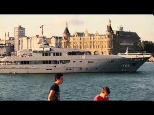 Φωτογραφία για ΒΙΝΤΕΟ.Το «μεταμφιεσμένο» γιοτ του Ερντογάν, το εξοχικό αλά Βερσαλίες στο Αιγαίο, και το 747-δώρο του Εμίρη