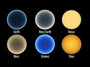 Φωτογραφία για NASA :Ηλιοβασιλέματα σε άλλους κόσμους
