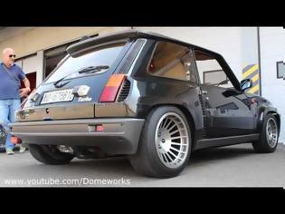 Φωτογραφία για Renault R5 Maxi Turbo 400Hp