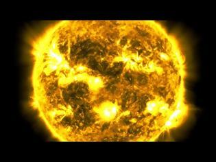 Φωτογραφία για NASA:Δέκα χρόνια ήλιου σε μια ώρα