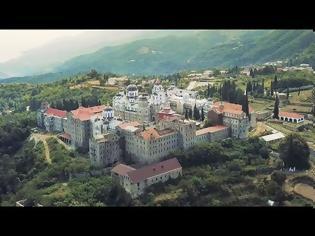 Φωτογραφία για Ιστορία και τα Ιερά Προσκυνήματα του Αγίου Όρους: Η Σκήτη του Αγίου Ανδρέα