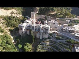 Φωτογραφία για Ιστορία και τα Ιερά Προσκυνήματα του Αγίου Όρους: Ιερά Μονή Αγίου Παύλου
