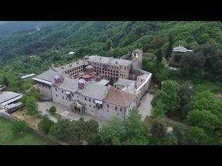 Φωτογραφία για Ιστορία και τα Ιερά Προσκυνήματα του Αγίου Όρους: Ιερά Μονή Κουτλουμουσίου