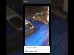 Φωτογραφία για Audi R8 Spyder τρακάρει 13 σταθμευμένα αυτοκίνητα (video)