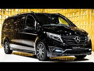 Φωτογραφία για Mercedes-Benz V 300 d 4Matic