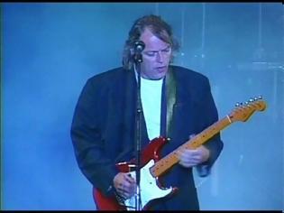 Φωτογραφία για Pink Floyd - Shine On You Crazy Diamond 1990 Live Video