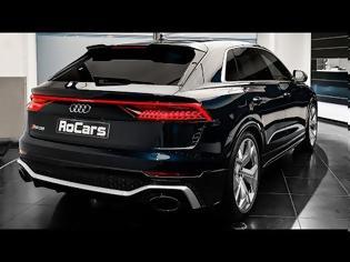 Φωτογραφία για Audi RS Q8 -