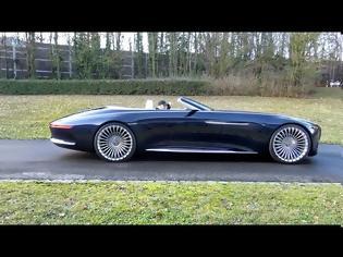 Φωτογραφία για 6 Meter Long Mercedes Maybach!