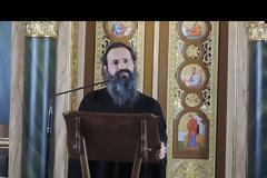 π. Σπυρίδων Βασιλάκος για τον Όσιο Αμφιλόχιο Μακρή