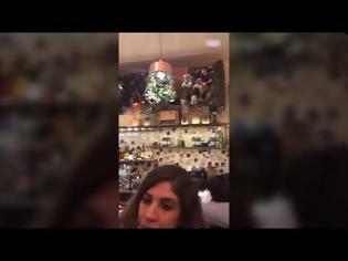 Φωτογραφία για Κορωνο-πάρτι με τσιφτετέλια πάνω στα τραπέζια και συνωστισμός δίχως αύριο!