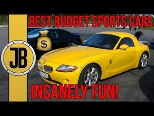 Φωτογραφία για Top 5 CHEAP 2-Seater Sports Cars For Maximum Driving Enjoyment (LESS THAN £5,000)