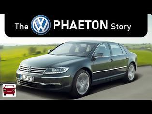 Φωτογραφία για The Volkswagen Phaeton Story