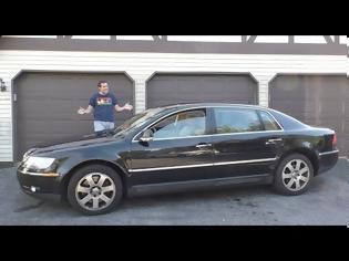 Φωτογραφία για The Volkswagen Phaeton W12 Was a $120,000 VW Ultra-Luxury Sedan