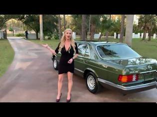 Φωτογραφία για A 3,994 Mile W126 is the RAREST Find Yet! 1982 Mercedes-Benz 300SD Turbo Diesel!