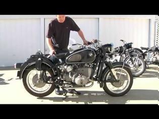 Φωτογραφία για Vintage BMW Motorcycle Collection