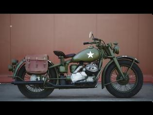 Φωτογραφία για 10 Most Iconic Military Motorcycles