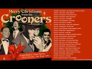 Φωτογραφία για Frank Sinatra, Dean Martin, Elvis Presley, Nat King Cole, Bing Crosbey Christmas Hits Classics Songs