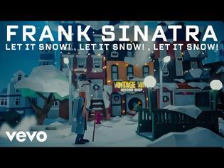 Φωτογραφία για Frank Sinatra - Let It Snow! Let It Snow! Let It Snow! (Official Music Video)