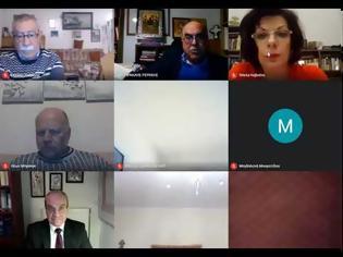 Φωτογραφία για Βίντεο: 1η Διαδικτυακή Θεολογική Σύναξη ΚΟΙΝΩΝΙΑ της ΠΕΘ (27-12-2020)