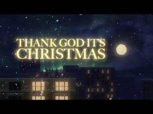 Φωτογραφία για Queen - Thank God It's Christmas (Official Lyric Video)