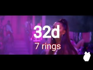 Φωτογραφία για Ariana Grande- 7 Rings |32D Audio |Better than 8d,9d and 16d Audio