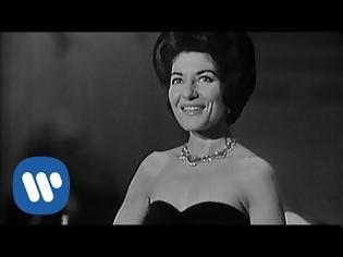 Φωτογραφία για Maria Callas Live: Bizet's Carmen Habanera, Hamburg 1962