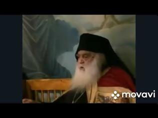 Φωτογραφία για Γέρων Παρθένιος, ηγούμενος Ι. Μ. Αγίου Παύλου Αγίου Όρους: Άγιος άνθρωπος και επίσκοπος ο Ιωήλ