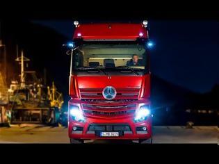 Φωτογραφία για Mercedes Actros (2021) High-Tech Truck
