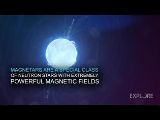 Φωτογραφία για Chandra Ένα ξεχωριστό μάγναστρο