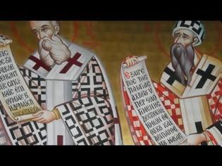 Φωτογραφία για Ι. Ν. ΑΓΙΟΥ ΠΑΝΤΕΛΕΗΜΟΝΟΣ ΓΛΥΦΑΔΟΣ: Ιερά Αγρυπνία επί τη εορτή των Αγίων Αθανασίου του Μεγάλου και Κυρίλλου, Πατριαρχών Αλεξανδρείας