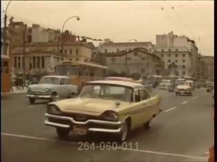 Φωτογραφία για ΑΘΗΝΑ 1960...ΕΓΧΡΩΜΑ ΠΛΑΝΑ ΜΙΑΣ ΑΡΧΟΝΤΙΣΣΑΣ...
