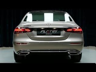 Φωτογραφία για 2021 Mercedes E-Class - Most Reliable Luxury Sedan!