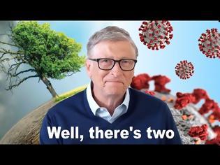 Φωτογραφία για Νέα προφητεία Μπιλ Γκέιτς: Ποιες είναι οι δύο καταστροφές που απειλούν άμεσα την ανθρωπότητα