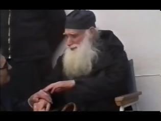 Φωτογραφία για Σπάνια βίντεο με τον Όσιο Εφραίμ Κατουνακιώτη